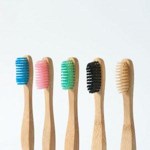 Escova de dentes Bam&Boo