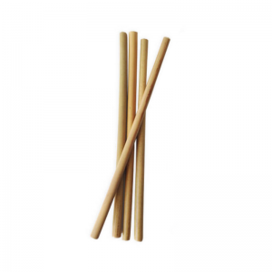 Palhinha sustentável em bambu