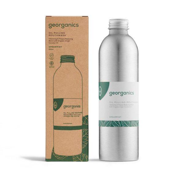 Elixir Bucal Georganics – Hortelã 275ml