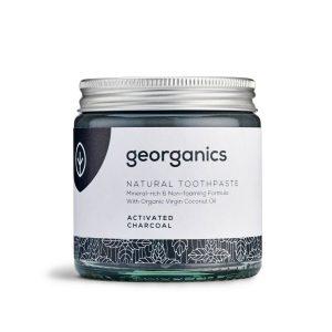 Pasta de Dentes Georganics - Carvão Ativador