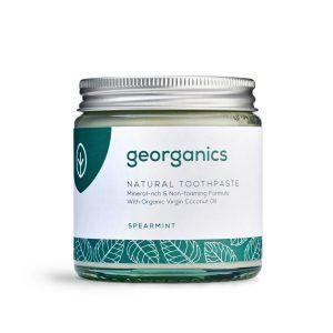 Pasta de Dentes Georganics - Hortelã