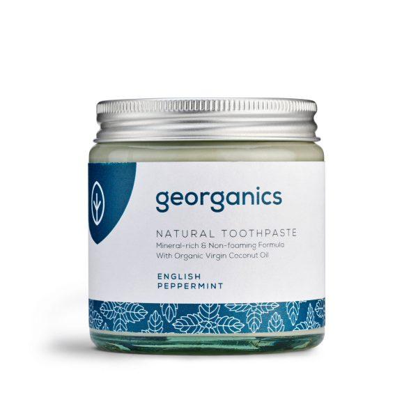 Pasta de Dentes Georganics - Menta Inglesa