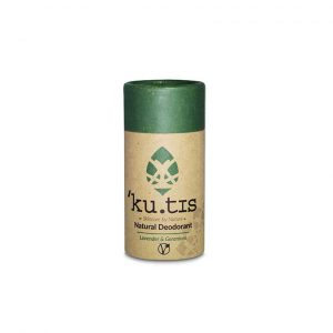 Desodorizante Natural Vegan - Lavanda e Geranio - Kutis