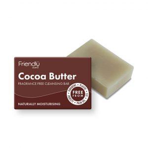 sabonete friendly soap manteiga de cacau