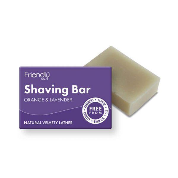 Sabão Natural de Barbear - Friendly Soap