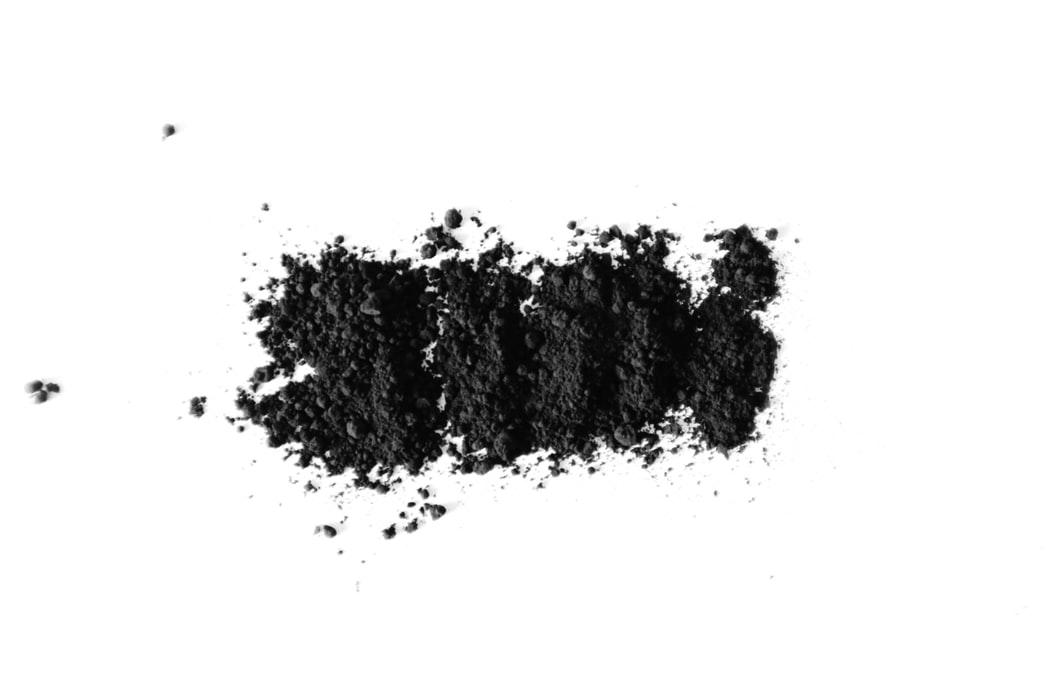 Carvão ativado: branqueador