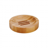 saboneteira redonda bambu