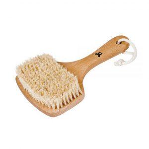 Escova de Banho com Cerdas de Coco