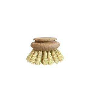 Recarga para escova da loiça em madeira