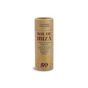 Protetor Solar Rosto Sol de Ibiza SPF50