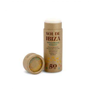 Protetor Solar Natural Sol de Ibiza SPF50